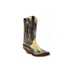 Buty zimowe męskie: Kozaki Sendra boots  JOHNNY
