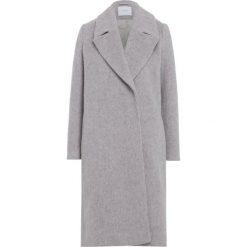 IVY & OAK XL COLLAR Płaszcz wełniany /Płaszcz klasyczny light grey melange. Szare płaszcze damskie wełniane IVY & OAK, xl, klasyczne. W wyprzedaży za 775,20 zł.