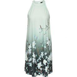 Sukienki: Sukienka z dżerseju z nadrukiem bonprix jasnoniebieski z nadrukiem