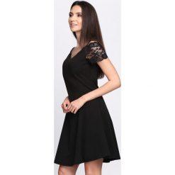 Sukienki: Czarna Sukienka Paradise Vibes