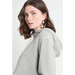 Bluzy rozpinane damskie: AllSaints MILA HOODY Bluza z kapturem grey marl