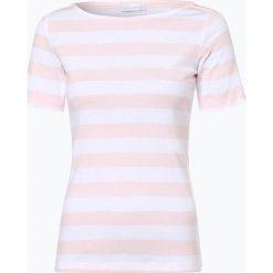 Brookshire - T-shirt damski, czarny. Czarne t-shirty damskie marki brookshire, m, w paski, z dżerseju. Za 69,95 zł.