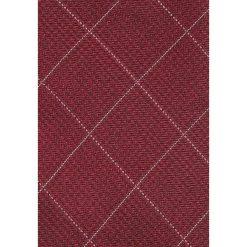 Krawaty męskie: CK Calvin Klein SLIM  Krawat red