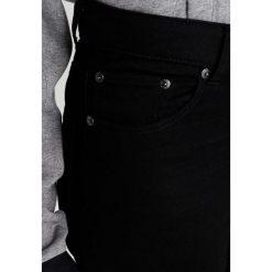 Cheap Monday Jeans Skinny Fit pure black. Czarne boyfriendy damskie Cheap Monday. Za 209,00 zł.