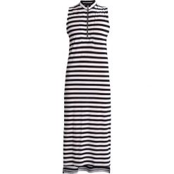 Długie sukienki: Tiger of Sweden Jeans RAYANA Długa sukienka black/white