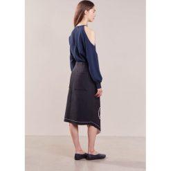 Spódniczki: Tibi Spódnica ołówkowa  black/ivory