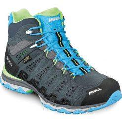Buty trekkingowe damskie: MEINDL Buty damskie X-SO 70 Lady Mid GTX czarno-niebieskie r. 42.5 (3985)