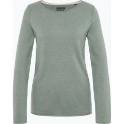 Swetry klasyczne damskie: Marc O'Polo – Sweter damski z dodatkiem alpaki, zielony