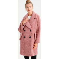 Płaszcze damskie pastelowe: Topshop ALICIA Płaszcz wełniany /Płaszcz klasyczny pink