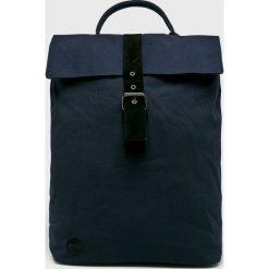 Mi-Pac - Plecak. Czarne plecaki męskie Mi-Pac, z bawełny. W wyprzedaży za 149,90 zł.
