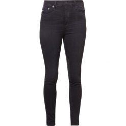 Boyfriendy damskie: AG Jeans MILA Jeansy Slim Fit black