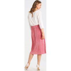 Spódniczki plisowane damskie: Kaffe LOUISA SKIRT Spódnica trapezowa bright rose