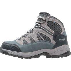 Buty trekkingowe damskie: HiTec BANDERA LITE MID WP WOMENS Buty trekkingowe stormy weather/grey/skygrey