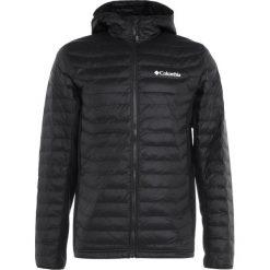 Columbia POWDER LITE LIGHT HOODED JACKET Kurtka Outdoor black. Czarne kurtki trekkingowe męskie Columbia, m, z materiału. W wyprzedaży za 399,20 zł.
