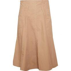 CLOSED POPPY Spódnica trapezowa sugar cane. Brązowe spódniczki trapezowe CLOSED, xs, z bawełny. W wyprzedaży za 468,30 zł.