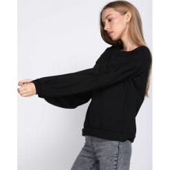 Czarna Bluza I Feel You. Czarne bluzy damskie Born2be, l. Za 59,99 zł.