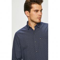 Pierre Cardin - Koszula. Szare koszule męskie na spinki marki Pierre Cardin, l, z bawełny, button down, z długim rękawem. W wyprzedaży za 239,90 zł.