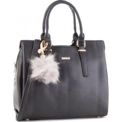 Torebka WITTCHEN - 87-4Y-565-7 Czarny. Czarne torebki klasyczne damskie marki Wittchen, ze skóry ekologicznej. W wyprzedaży za 209,00 zł.