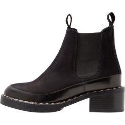 Another project Ankle boot black. Czarne botki damskie skórzane another project. Za 1049,00 zł.