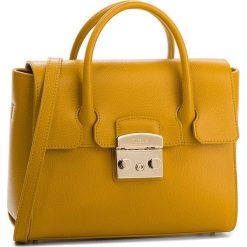 Torebka FURLA - Metropolis 978184 B BGX6 ARE Ginestra e. Żółte torebki klasyczne damskie Furla, ze skóry, duże. Za 1655,00 zł.