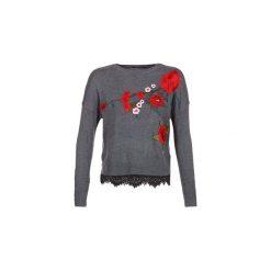 Swetry Desigual  TODAM. Szare swetry klasyczne damskie marki Desigual, l. Za 335,30 zł.