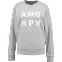 Bluzy rozpinane damskie: Amorph Berlin AMORPH  Bluza grey