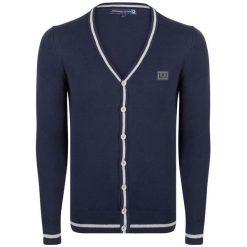Giorgio Di Mare Sweter Męski L Ciemny Niebieski. Niebieskie swetry klasyczne męskie marki Giorgio di Mare, l. W wyprzedaży za 165,00 zł.