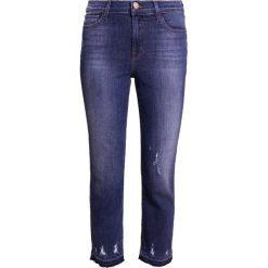 J Brand RUBY Jeansy Slim Fit tonic. Szare jeansy damskie relaxed fit marki J Brand, z bawełny. W wyprzedaży za 714,45 zł.