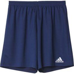 Adidas Spodenki męskie Parma 16 granatowe r. M (AJ5883). Niebieskie spodenki sportowe męskie Adidas, sportowe. Za 41,51 zł.