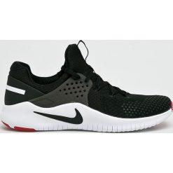 Nike - Buty Free TR. Szare halówki męskie Nike, z gumy, na sznurówki. W wyprzedaży za 369,90 zł.
