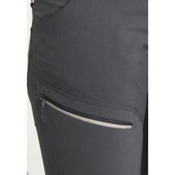 Bryczesy damskie: Haglöfs LITE HYBRID PANT WOMEN Spodnie materiałowe magnetite
