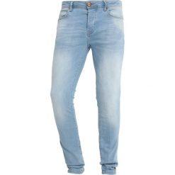 Cars Jeans DUST Jeans Skinny Fit stone bleached. Niebieskie rurki męskie Cars Jeans. Za 249,00 zł.
