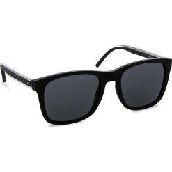 Okulary przeciwsłoneczne męskie: Okulary przeciwsłoneczne TOMMY HILFIGER – 1493/S Black 807