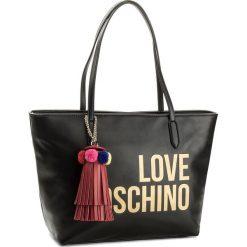 Torebki klasyczne damskie: Torebka LOVE MOSCHINO – JC4310PP05KQ0000 Nero