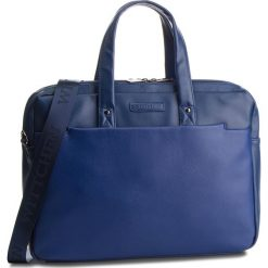 Torba na laptopa WITTCHEN - 87-3P-503-N Granatowy. Niebieskie torby na laptopa Wittchen, ze skóry ekologicznej. W wyprzedaży za 279,00 zł.