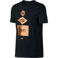 Nike Koszulka męska F.C. Vai Pra Onde Tee czarna r. S (805535-010). Czarne koszulki sportowe męskie marki Nike, m. Za 97,11 zł.