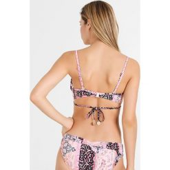 Seafolly MOROCCAN MOON WRAP FRONT BOOSTER Góra od bikini spice. Niebieskie bikini marki Seafolly. Za 429,00 zł.