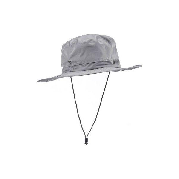 d67432c354b868 Kapelusz turystyczny TREK 900 imper - Szare kapelusze damskie ...