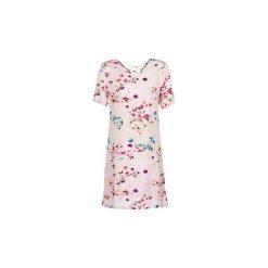 Sukienki krótkie Cream  ATAMA. Czerwone sukienki mini marki Cream, z krótkim rękawem. Za 247,20 zł.