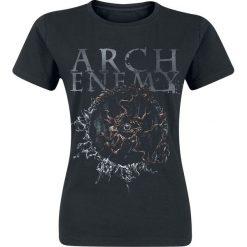 Arch Enemy BoxSet Koszulka damska czarny. Czarne bluzki na imprezę Arch Enemy, xxl, z nadrukiem, z okrągłym kołnierzem. Za 74,90 zł.