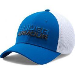Under Armour Czapka męska Sports Style Mesh Cap niebieski r. M/L (1283150-789). Niebieskie czapki z daszkiem męskie Under Armour. Za 105,50 zł.