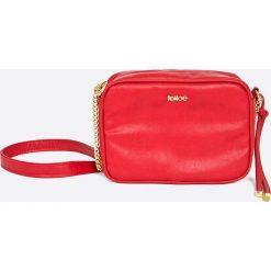 Felice - Torebka. Czerwone torebki klasyczne damskie marki Reserved, duże. W wyprzedaży za 89,90 zł.