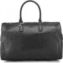 Torba podróżna 20-3-003-1. Czarne torby podróżne Wittchen, w paski. Za 2199,00 zł.