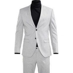 Selected Homme SHDNEWONE MYLOLOGAN SLIM FIT Garnitur light grey melange. Szare garnitury Selected Homme, z elastanu. Za 749,00 zł.