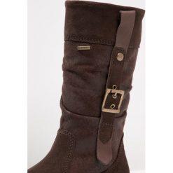 Superfit GALAXY Śniegowce ciok. Brązowe buty zimowe damskie marki Superfit, z materiału. W wyprzedaży za 367,20 zł.