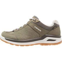 Lowa LOCARNO GTX LO  Obuwie hikingowe schilf/offwhite. Brązowe buty sportowe damskie marki Lowa, z materiału, outdoorowe. W wyprzedaży za 585,65 zł.