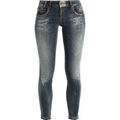 LTB VALENCIA Jeansy Slim Fit boel wash. Szare jeansy damskie marki LTB. W wyprzedaży za 191,40 zł.