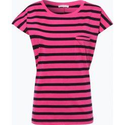 Marie Lund - T-shirt damski, różowy. Czerwone t-shirty damskie Marie Lund, s, w paski, z bawełny. Za 39,95 zł.