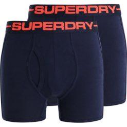 Bokserki męskie: Superdry SPORT BOXER 2 PACK Panty richest navy