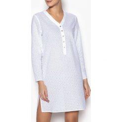 Bielizna damska: Koszula nocna z czystej bawełny